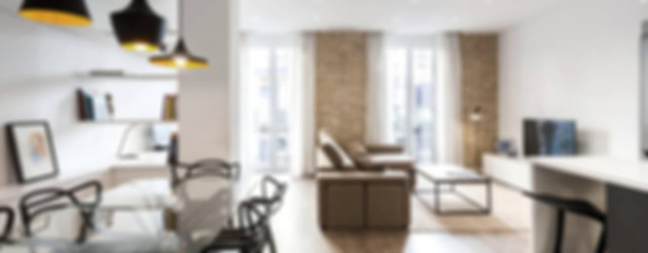 غرفة السفرة تنفيذ Aguilar Arquitectos