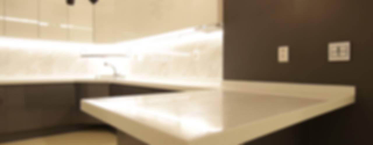 반포미도 1차 아파트 인테리어 모던스타일 복도, 현관 & 계단 by DESIGNCOLORS 모던