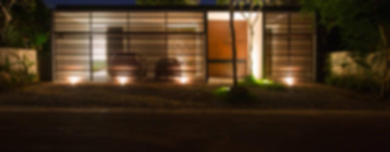 Casas de estilo  por FGO Arquitectura