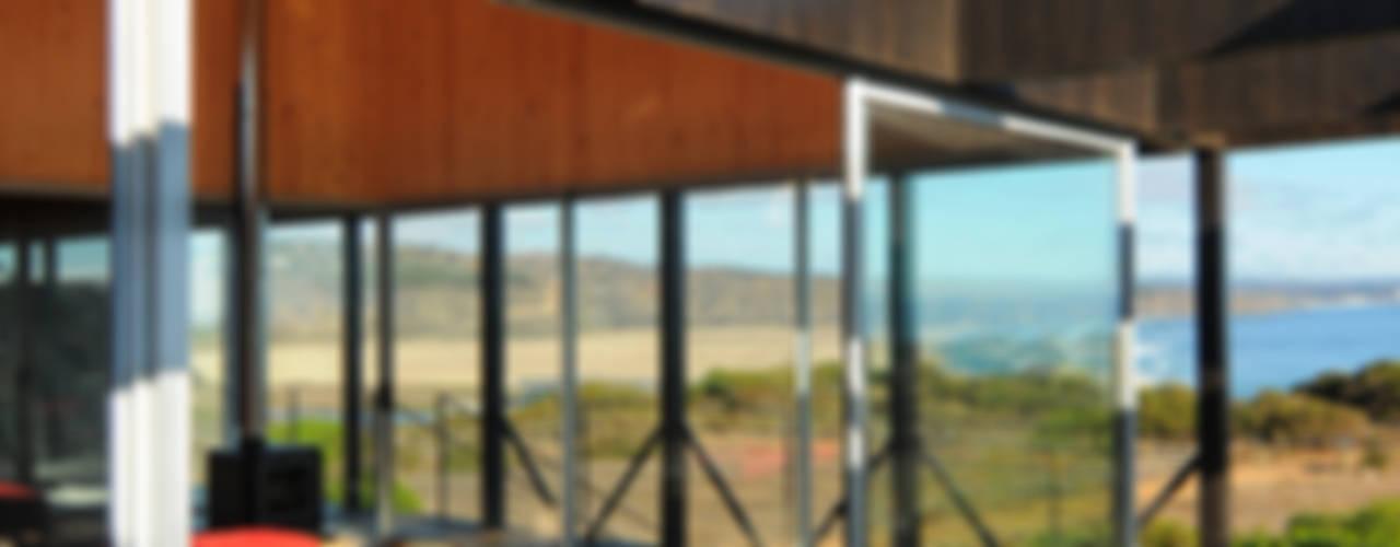 Maison individuelle de style  par Nicolas Loi + Arquitectos Asociados