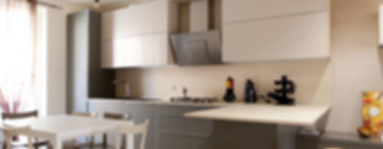 Cocinas de estilo moderno de Andrea Picinelli Moderno