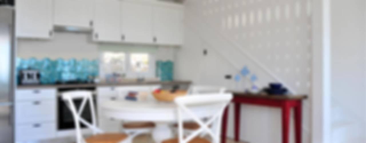 Ebru Erol Mimarlık Atölyesi – Ebru Erol Mimarlık Atölyesi: akdeniz tarzı tarz Mutfak