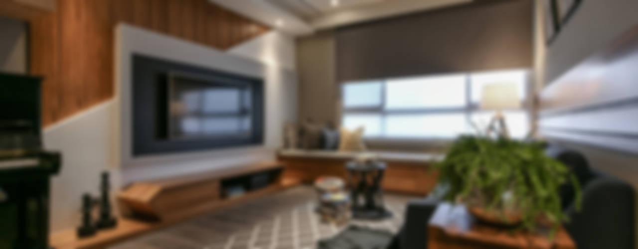 念戀 存果空間設計有限公司 客廳