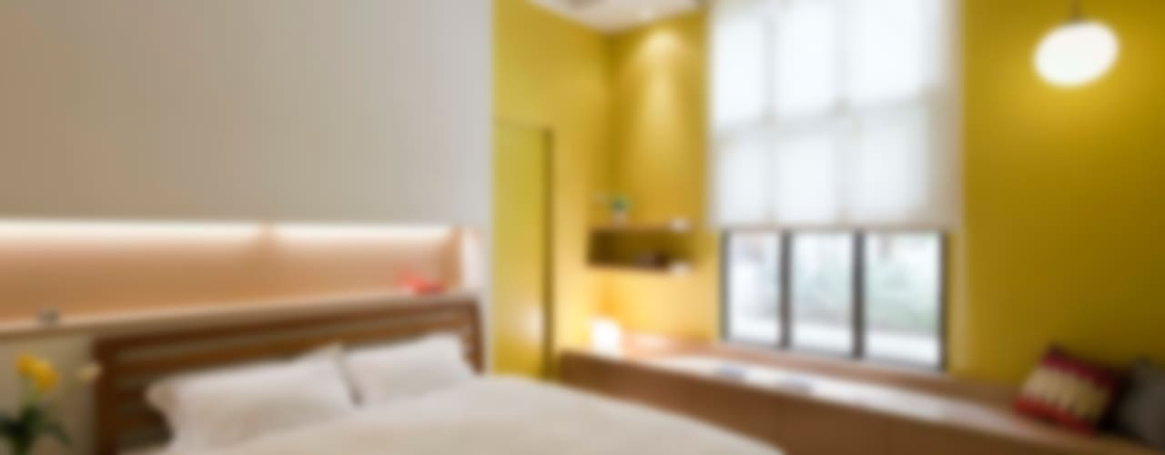 JIMU 泰山林宅 吉畝室內裝修有限公司 臥室