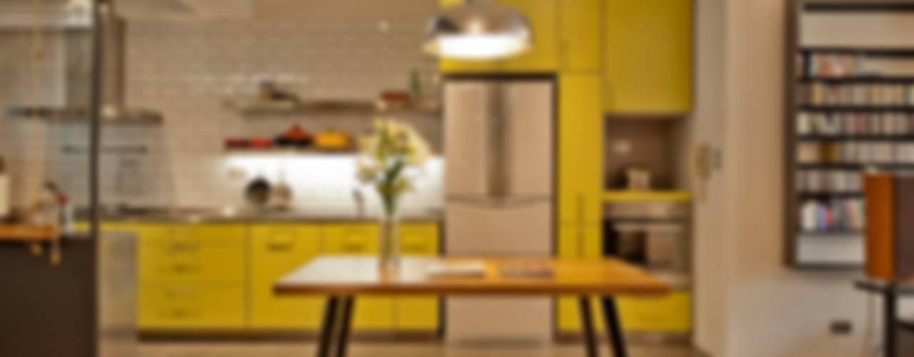 直方設計有限公司 Minimalist kitchen