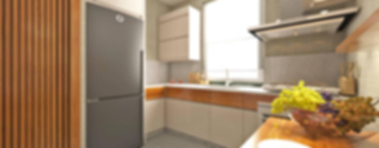 مطبخ تنفيذ 50GR Mimarlık
