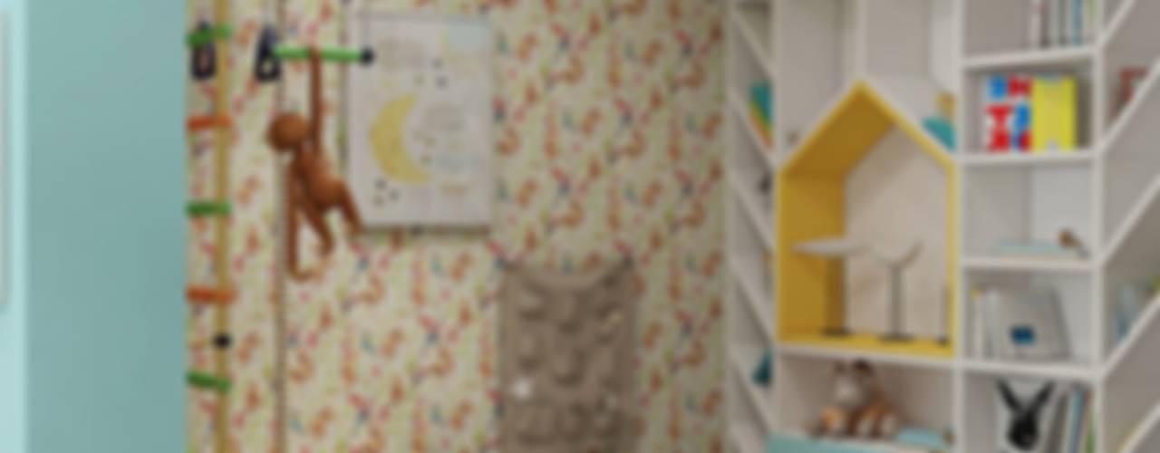 Phòng trẻ em phong cách kinh điển bởi ДизайнМастер Kinh điển