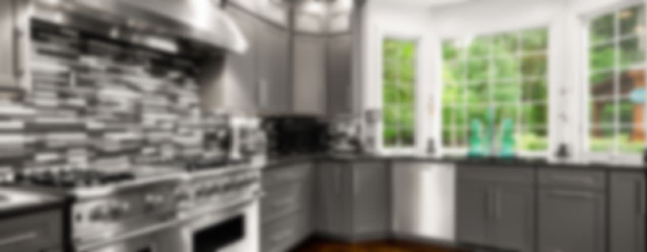 by Main Line Kitchen Design Eclectic
