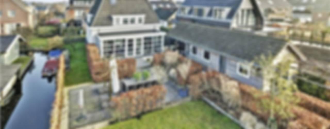 Architectenbureau Ron Spanjaard BNA Дома в стиле лофт