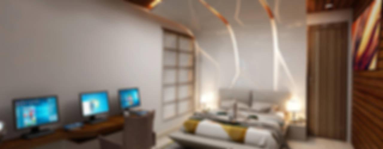 غرفة نوم تنفيذ Design Essentials
