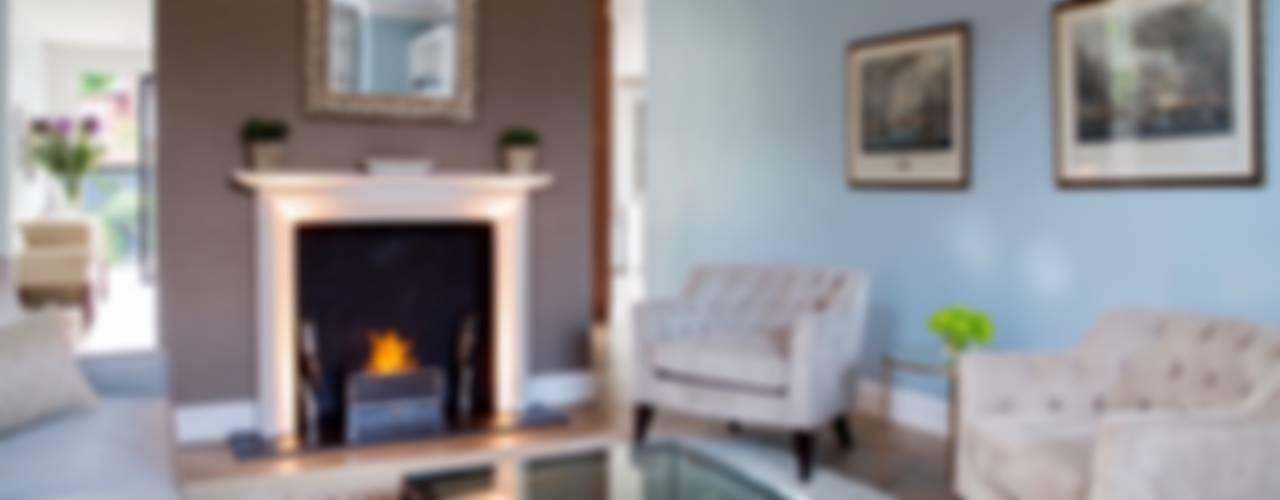 Family Home - Barnes | London:  Living room by Studio K Design,