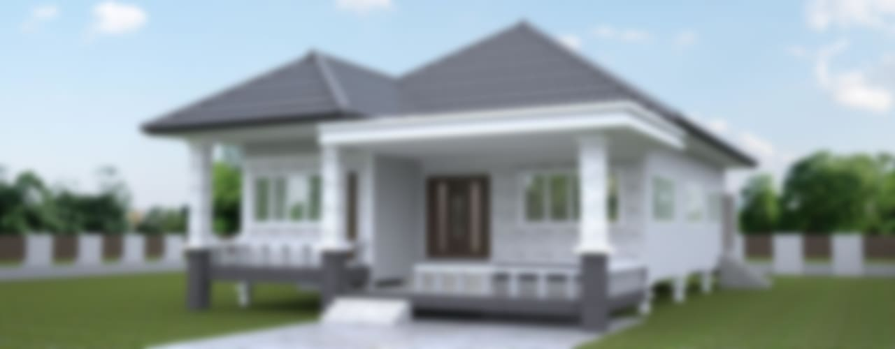 Projekty,   zaprojektowane przez Litahouse design and building