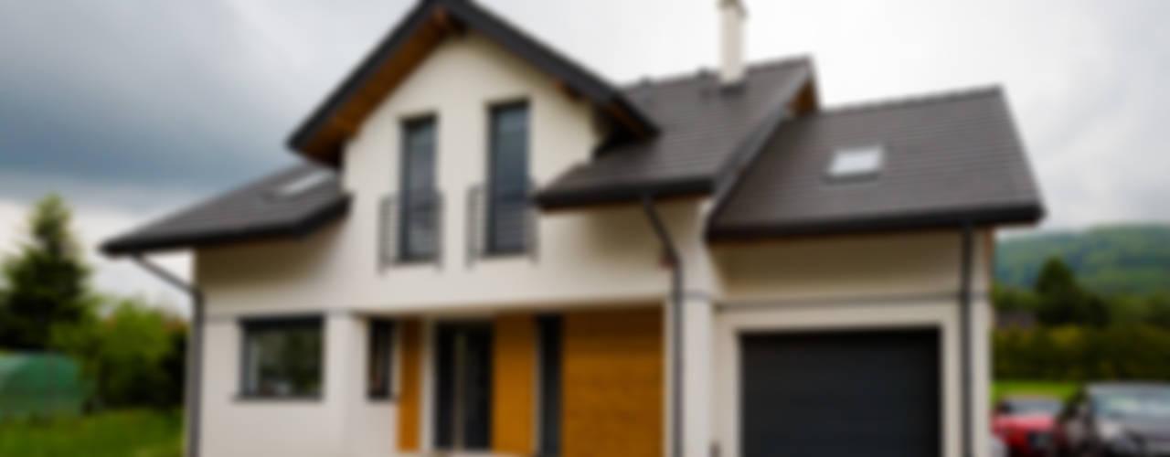 Dom w górach: styl , w kategorii Domy zaprojektowany przez in2home