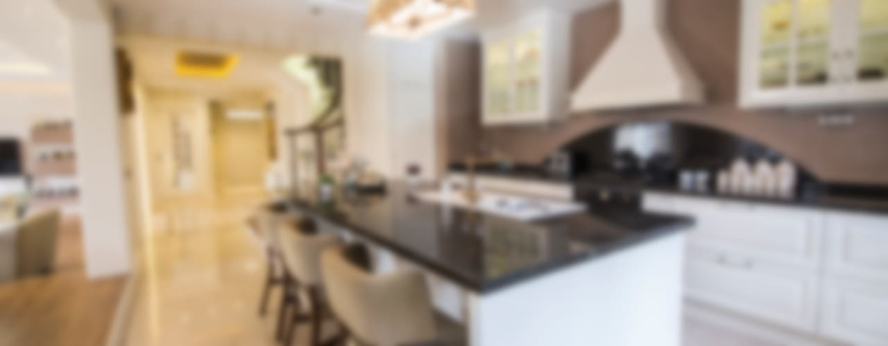 Eclectic style kitchen by HD Eclectic