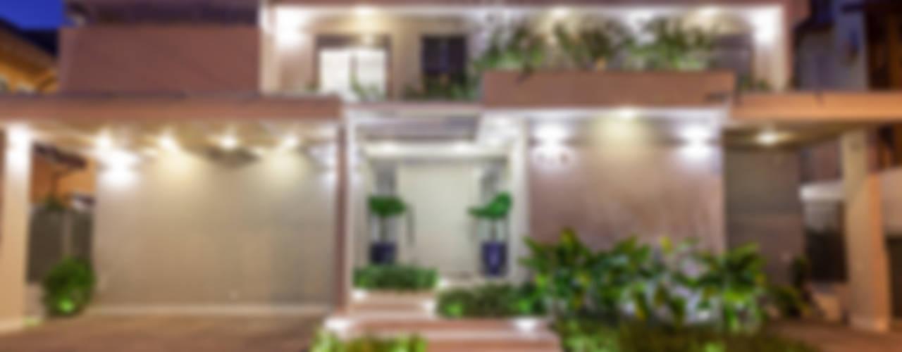 Casas de estilo  por Tammaro Arquitetura e Engenharia