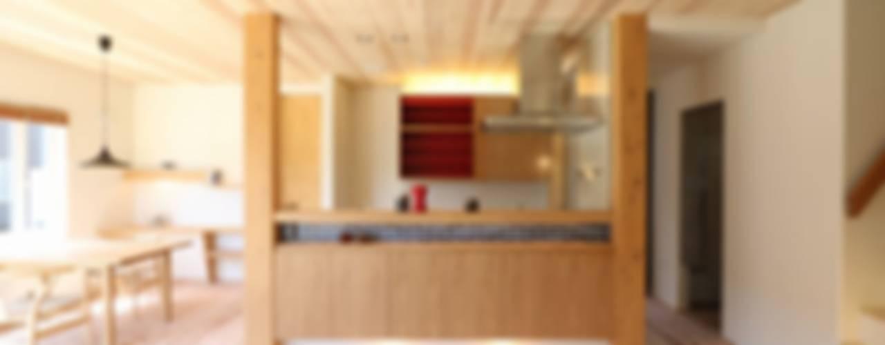 Kitchen by AD-HOUSE/株式会社大喜建設