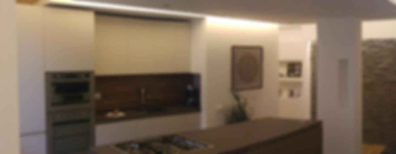 Residenziale - LA GRANDE ISOLA Luca Palmisano Architetto Soggiorno moderno