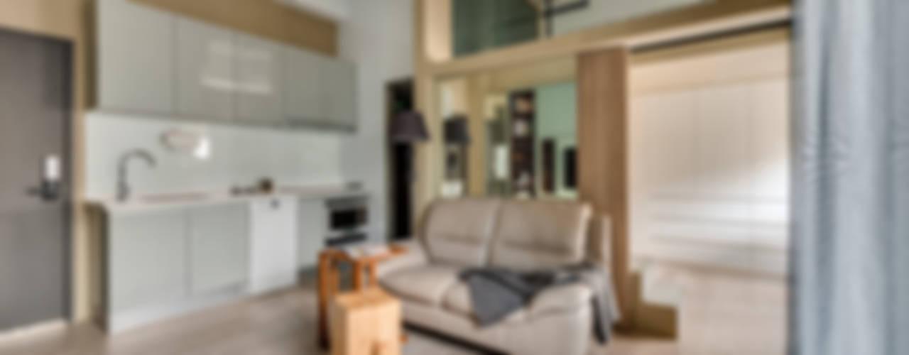 三民住宅 根據 齊禾設計有限公司 簡約風