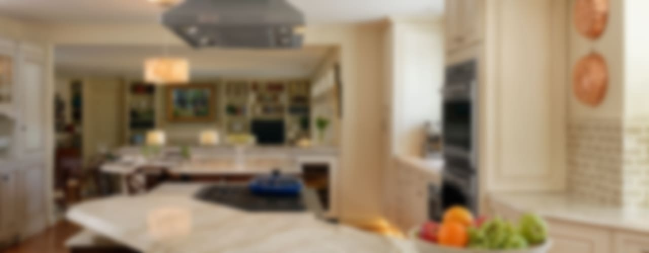 """""""Cook's Kitchen"""" Renovation in Potomac, Maryland BOWA - Design Build Experts Kitchen"""