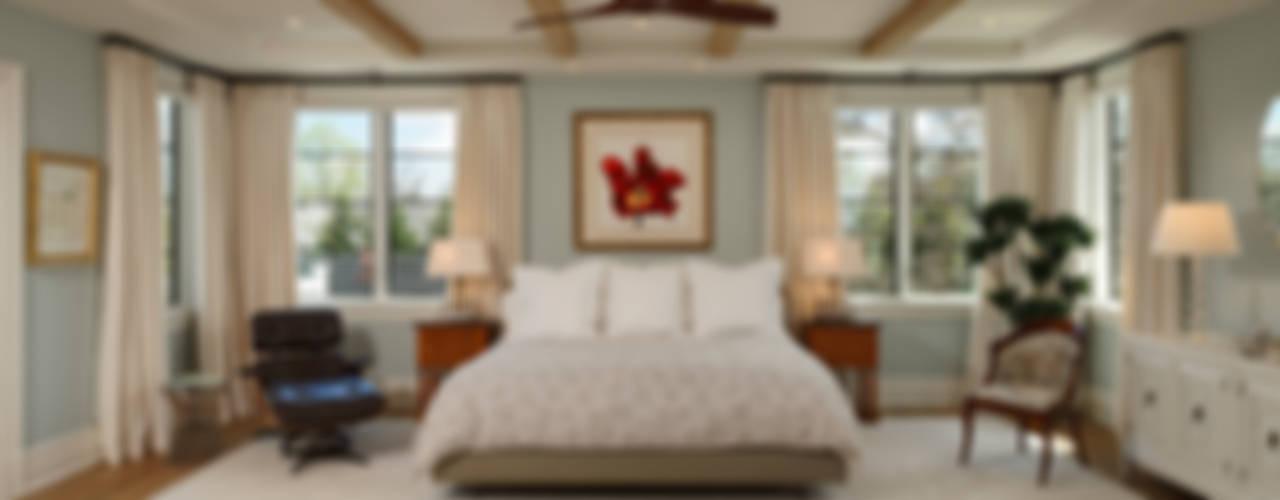 BOWA - Design Build Experts ห้องนอน