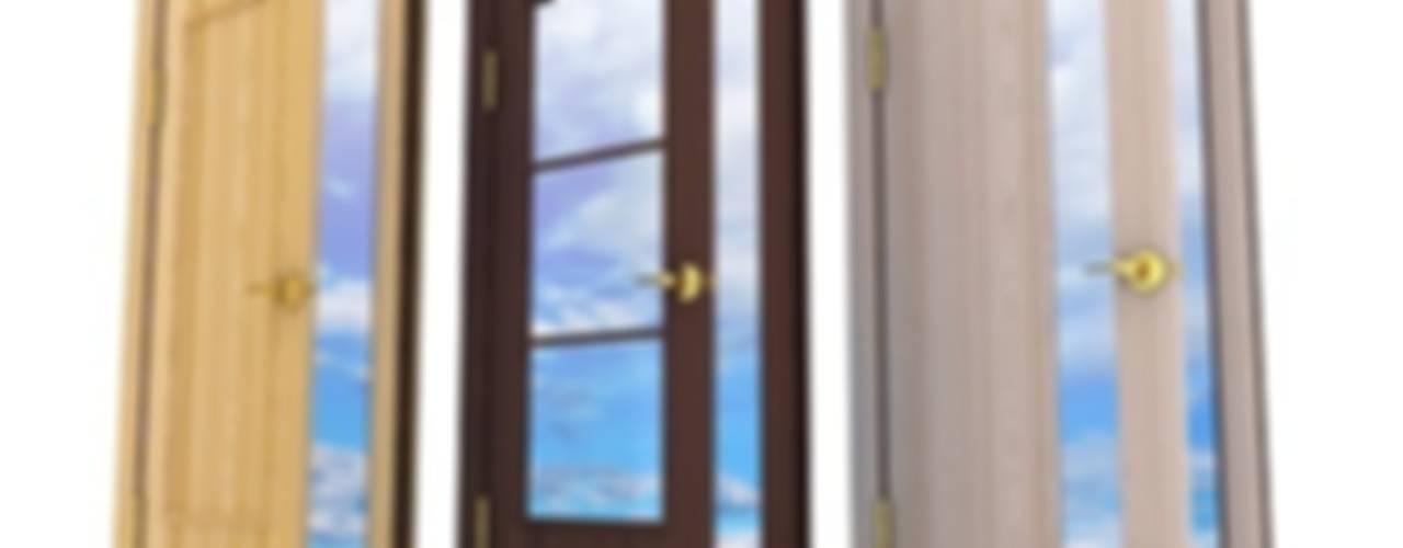 Puertas de estilo  por Sistemacase Srls