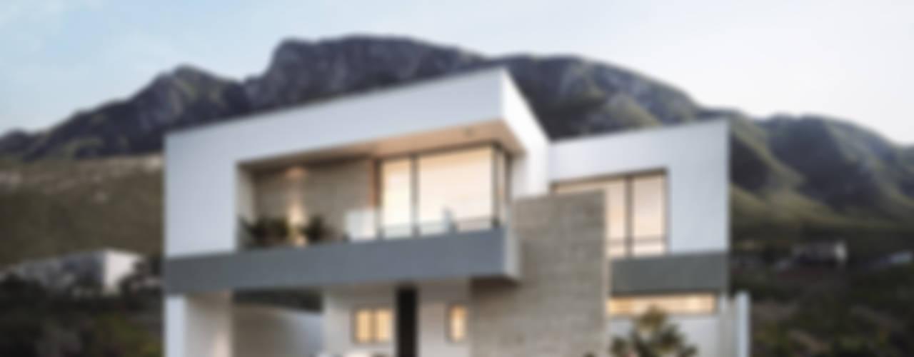 Residencial Cantizal : Casas de estilo  por Vivalia Desarrollos