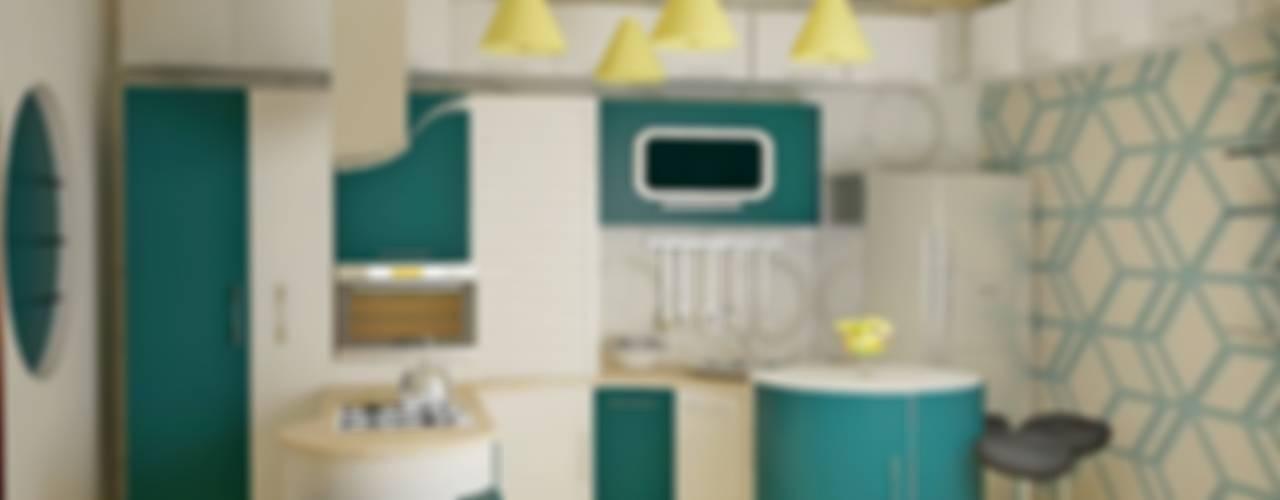 Independent Bungalow, JP Nagar - Mr.Raghu DECOR DREAMS KitchenCabinets & shelves