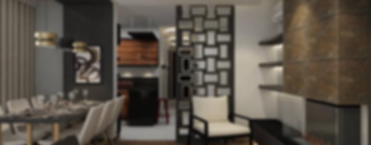 Aker Evi- Antalya PRATIKIZ MIMARLIK/ ARCHITECTURE Modern Oturma Odası