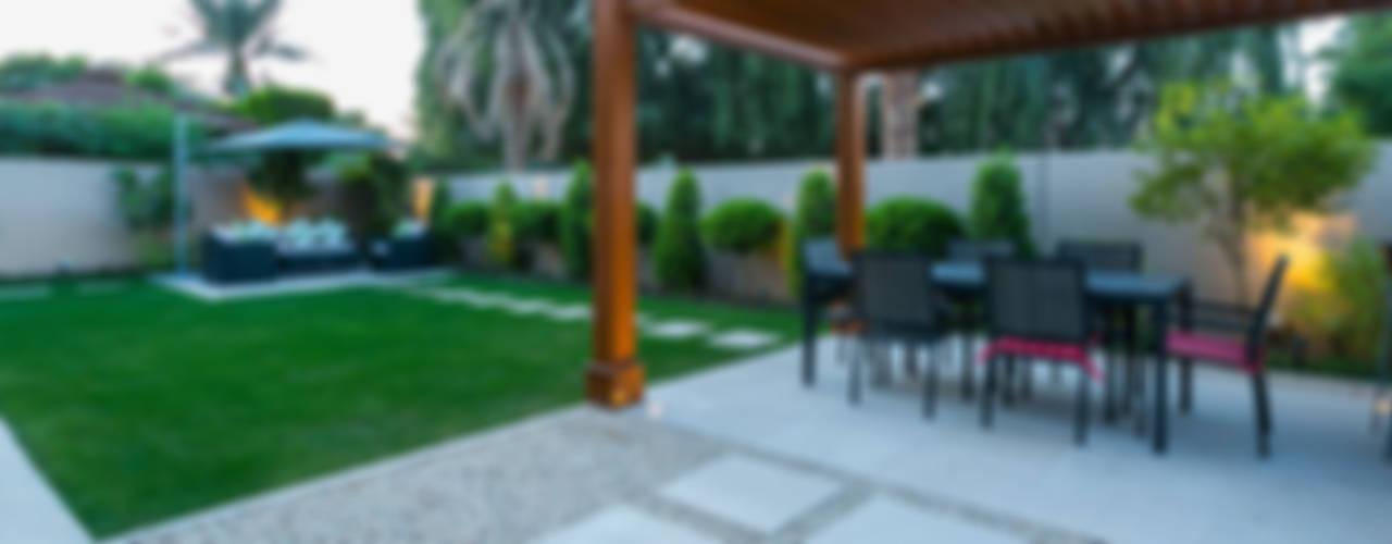 Saheel Villa Oleh Hortus Landscaping Works LLC Modern