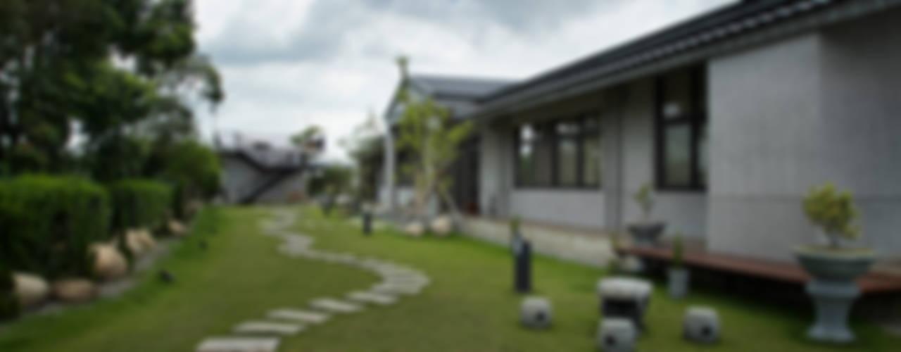 Asyatik Bahçe 夏沐森山設計整合 Asyatik