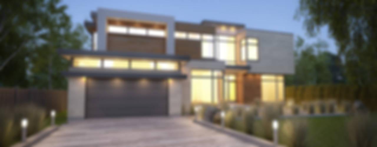 Hixon St Modern houses by Contempo Studio Modern