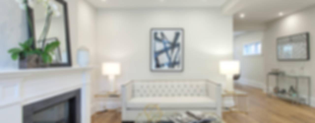 Wohnzimmer von Contempo Studio