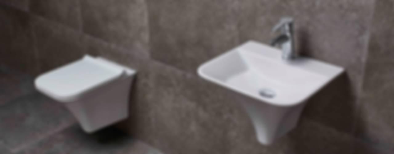 Premium Ürünler Minimalist Banyo Ege Vitrifiye Minimalist