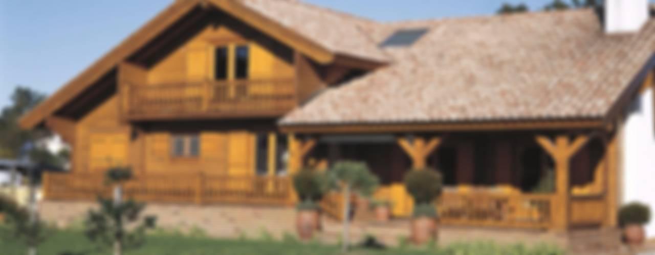 10 casas r sticas con sus planos para que te animes a for Casas con planos y fotos