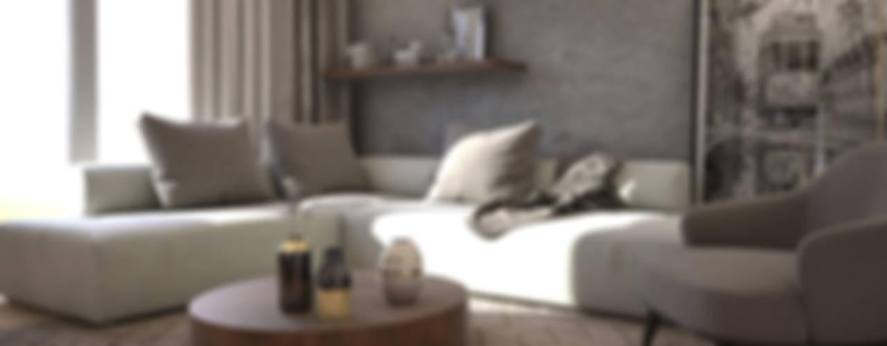 Wohnzimmer von Levels Studio