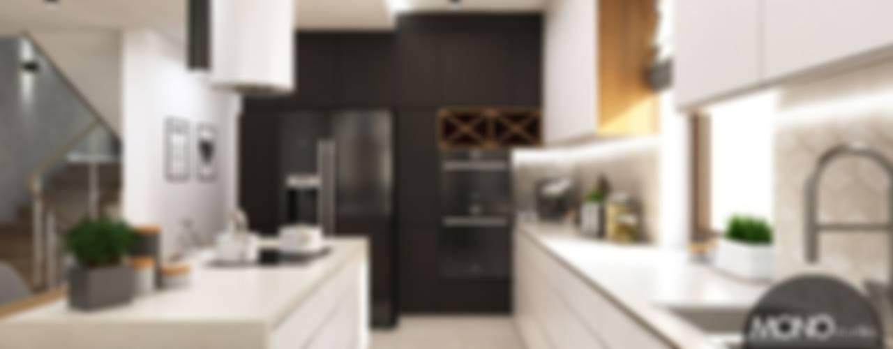 MONOstudio Modern kitchen