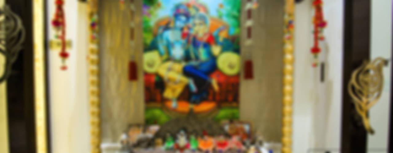 Goel's, Aanandam World City, Raipur by ESHA GARG : Interior Designer Modern