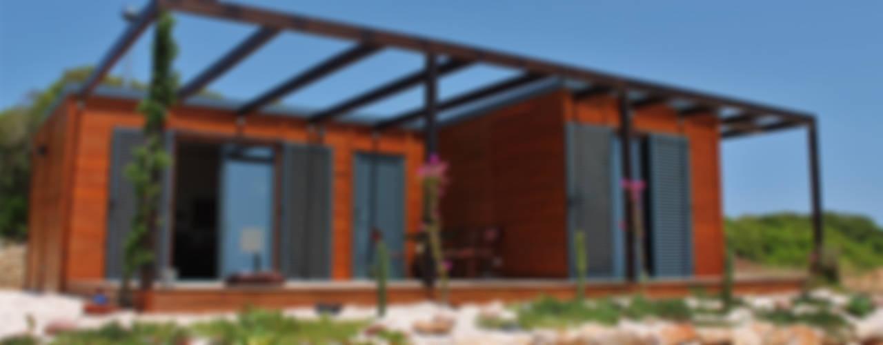 de Discovercasa | Casas de Madeira & Modulares Moderno