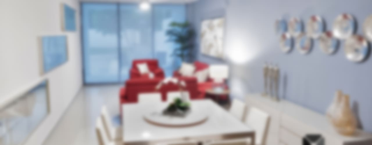 PORTO Arquitectura + Diseño de Interiores Modern dining room