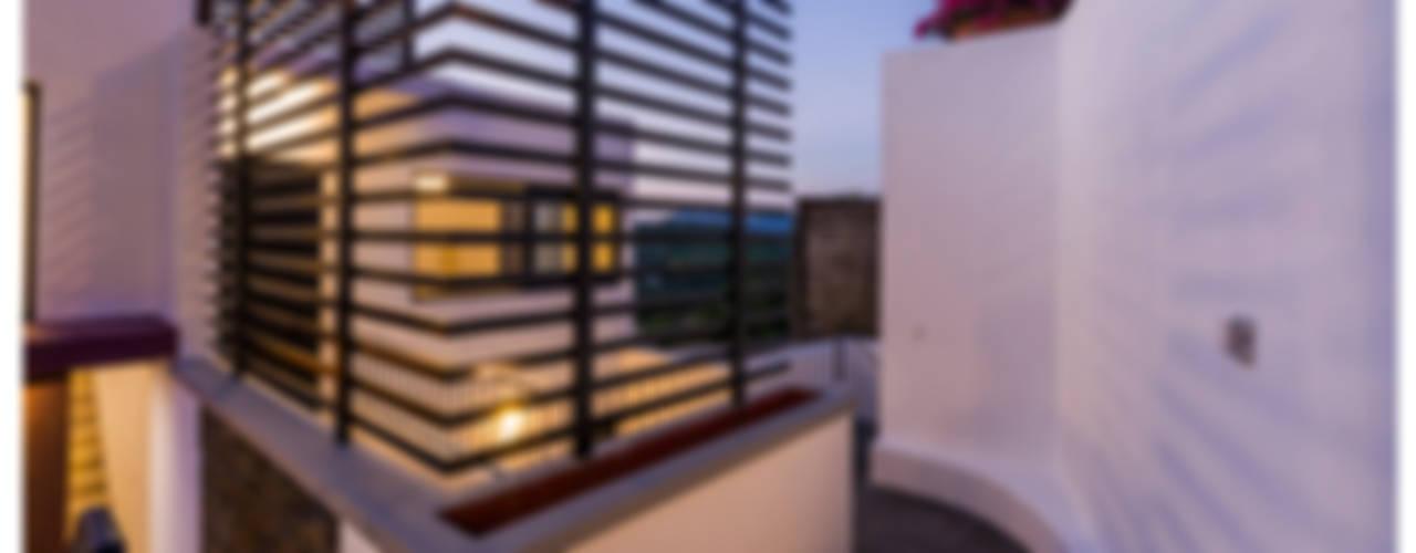 Residencia Cañadas Casas modernas de René Flores Photography Moderno