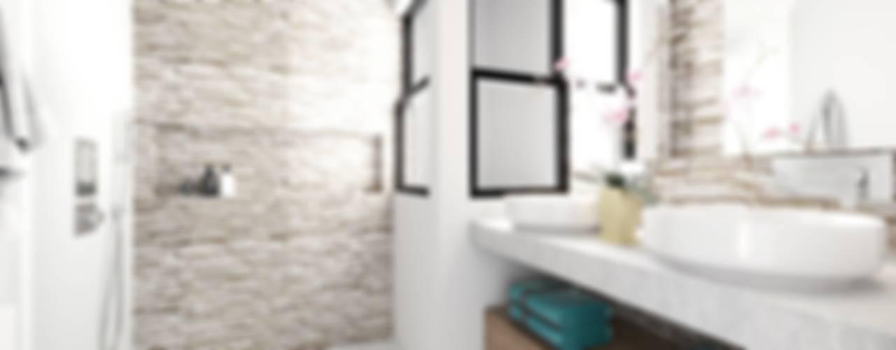 Baño: Baños de estilo  por Taller Veinte