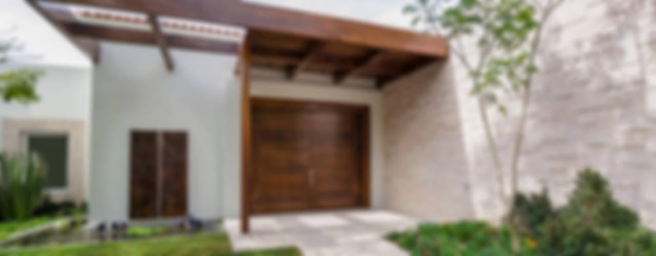 Fachada Principal: Casas de estilo moderno por René Flores Photography