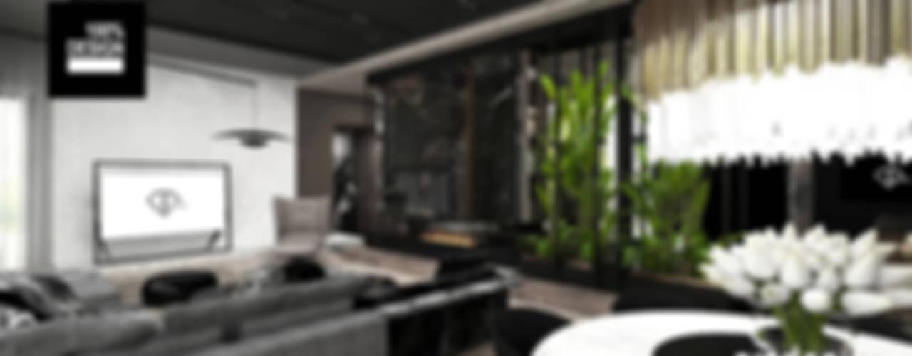 LIGHT MY FIRE | I | Wnętrze domu Eklektyczny salon od ARTDESIGN architektura wnętrz Eklektyczny