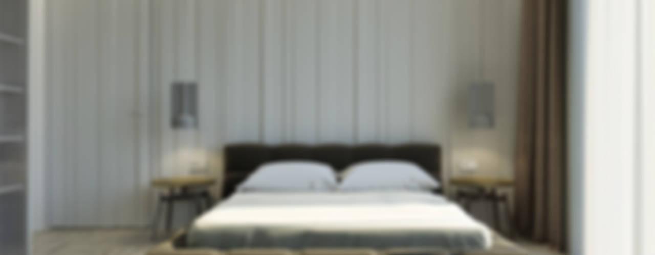 Modern style bedroom by fatih beserek Modern