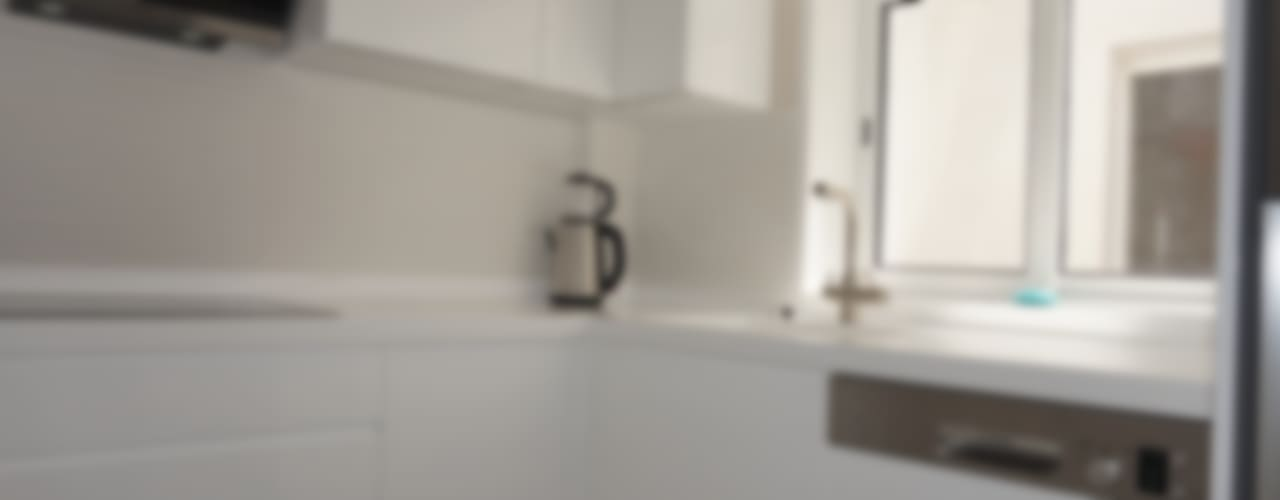 FAİKBEY 2 Modern Mutfak MURAT YAPI DEK. İNŞ. TAAH. TİC. LTD .ŞTİ. Modern