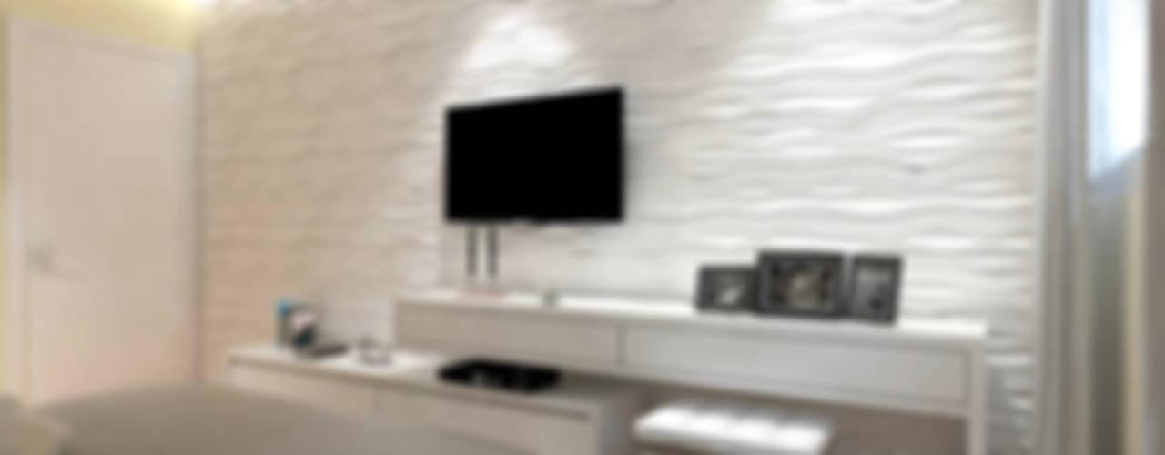 جدران تنفيذ TREVISO Studio Arquitetura e Interiores