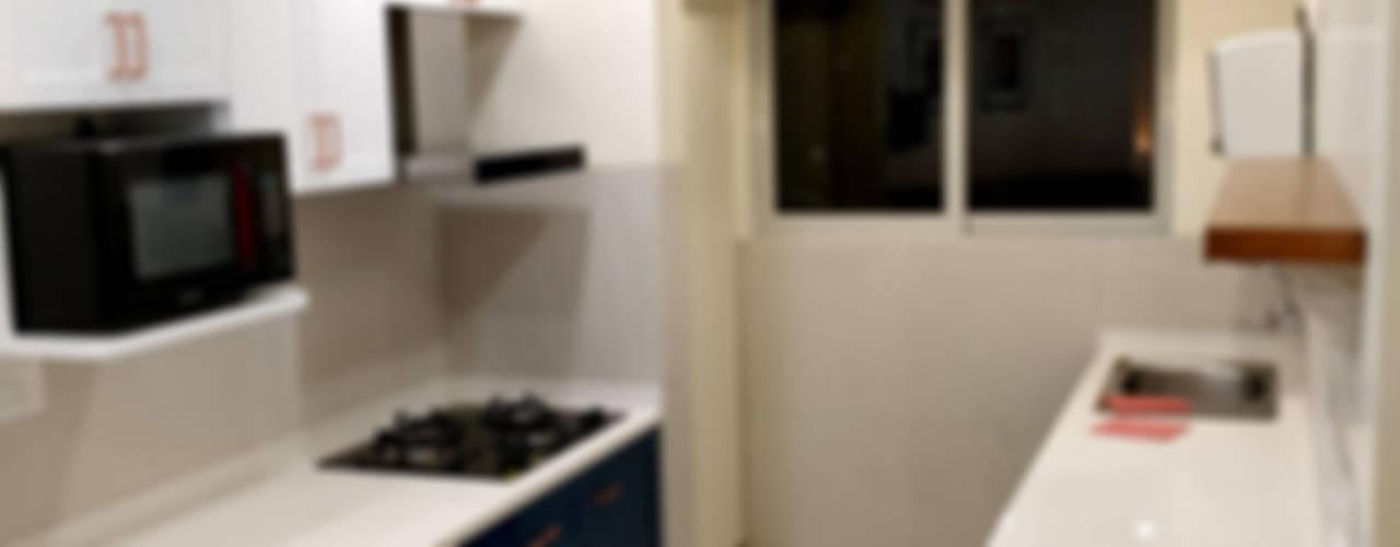 Modern Kitchen by Workz Services LLP Modern