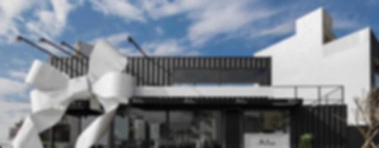 外觀造型:  餐廳 by 存果空間設計有限公司