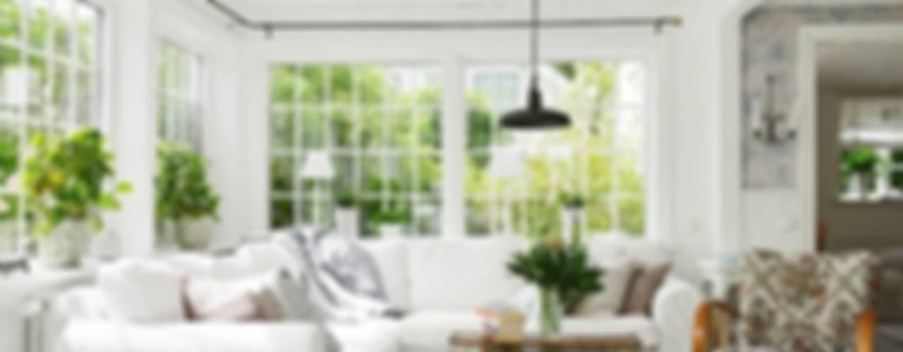Moderne woonkamers van Thương hiệu Nội Thất Hoàn Mỹ Modern