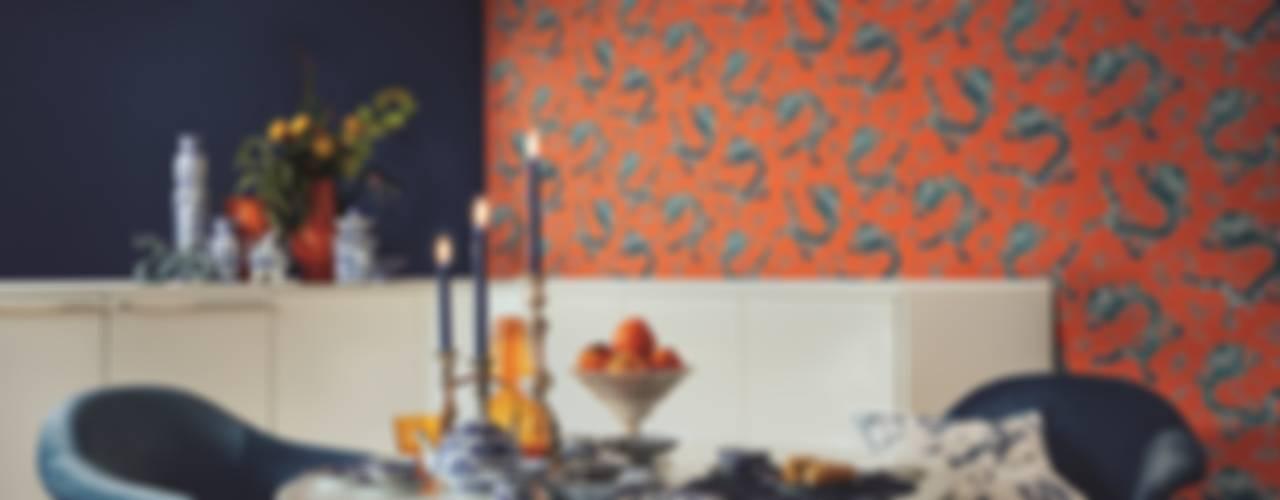 """HannaHome Dekorasyon  –  Barbara Schöneberger imzalı sıra dışı bir koleksiyon: """"Barbara Home Collection"""" : modern tarz , Modern"""